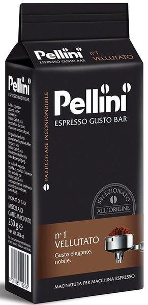 Мляно кафе Pellini Vellutato №1 250гр