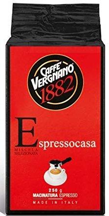 Мляно кафе Vergnano Espressocasa 250гр
