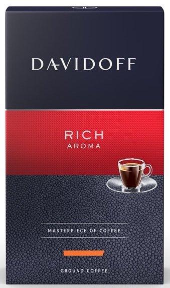 Мляно кафе Davidoff Rich Aroma 250гр