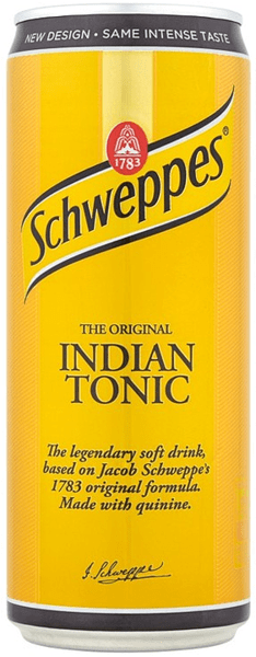 Тоник Schweppes Indian Tonic кен 330мл