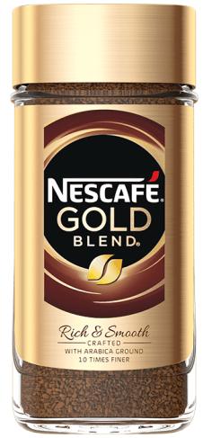Разтворимо кафе NESCAFE Gold 200гр