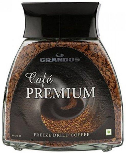 Разтворимо кафе GRANDOS Premium 100гр