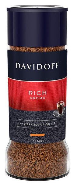 Разтворимо кафе Davidoff Rich Aroma 100гр