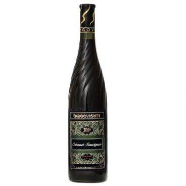 Червено вино каберне совиньон търговище резерва 0,75л