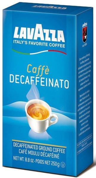 Мляно кафе без кофеин LAVAZZA DECAFFEINATO 250гр