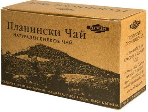 Билков Планински чай Алин 20гр