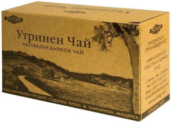 Билков Утринен чай Алин 30гр