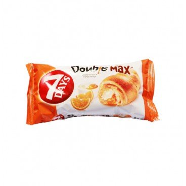 Кроасан ванилия и портокал 7days Double Max 80гр