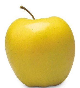 Ябълки жълти Златна превъзходна 1 кг