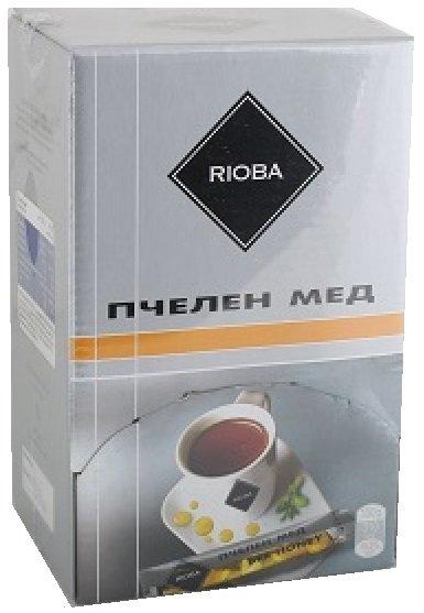 Мед в пакетчета Rioba 50бр х 15гр