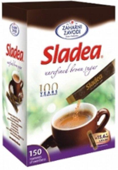 Кафява захар Сладея пакетчета 150 х 3,5 гр