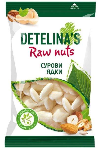 Сурови белени бадеми Детелина 200 гр