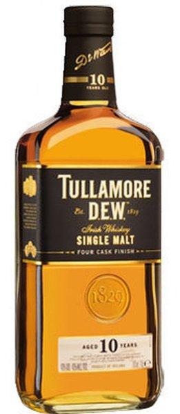 Уиски Ирландски Сингъл Малц Tullamore D.E.W. 10год 0,7л