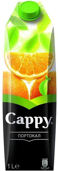 Нектар CAPPY портокал 50% 1л