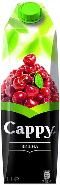 Плодова напитка CAPPY вишна 1л