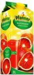 Сок Pfanner червен портокал 40% 2л