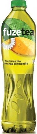 Студен чай Fuze tea зелен манго и лайка 1,5л