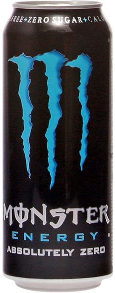 Енергийна напитка Monster Absolutely Zero 500мл