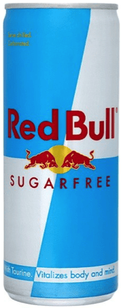 Енергийна напитка Red Bull без захар 250мл