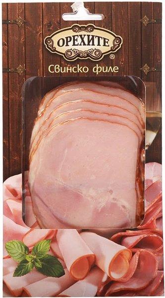 Свинско филе Орехите слайс 100гр