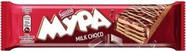 Вафла Мура Milk Choco 34гр