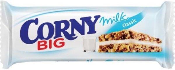 Мюсли бар CORNY с мляко Classic 40гр - сандвич