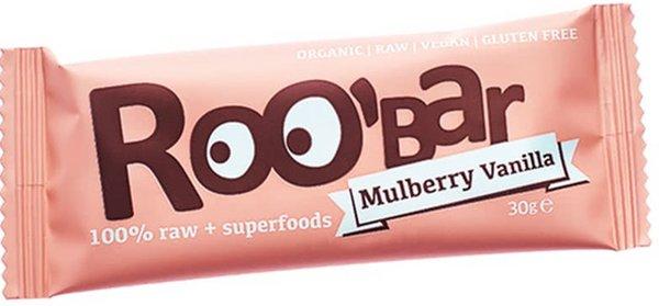 Десертен блок с черници и ванилия Roo'Bar