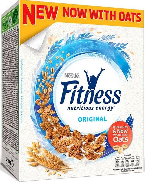Зърнена закуска Nestle Fitness Original 250гр