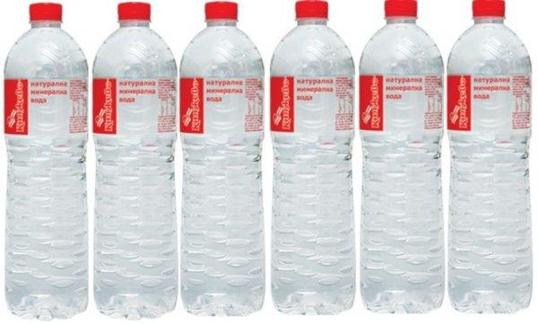 Минерална вода Княжево 6бр х 1.5 л