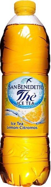 Студен чай San Benedetto лимон 1.5л