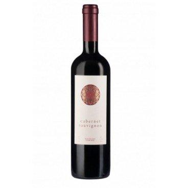 Червено вино каберне совиньон pentagram 0,75л