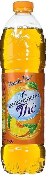 Студен чай San Benedetto праскова 1.5л