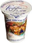 Фермерско краве кисело мляко Кеффа 3.6% 370гр