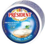 Топено сирене President 400 г