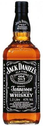 Уиски Jack Daniel's 0,7л