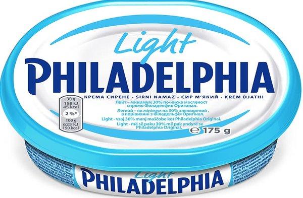 Крем сирене Philadelphia Light 175гр