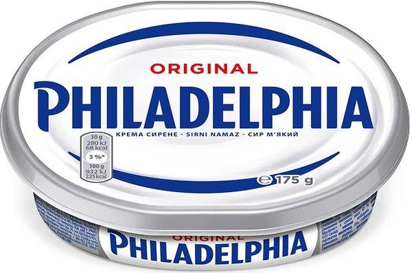 Крем сирене Philadelphia Натурално 175гр