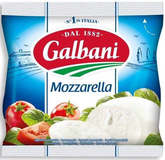 Моцарела Galbani 125 гр