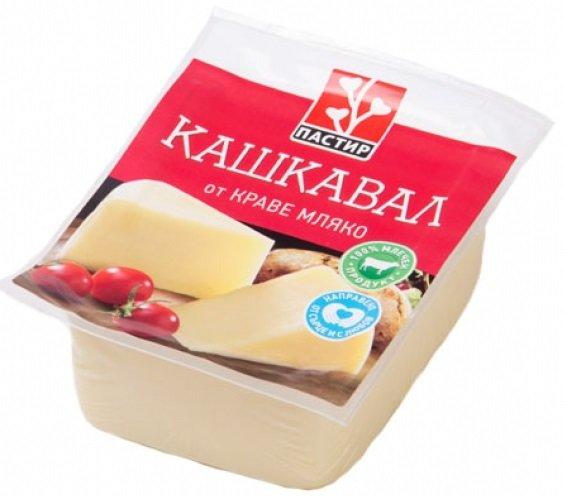 Кашкавал от Краве мляко Пастир 400гр