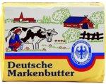 Краве масло Deutsche Markenbutter 125 г