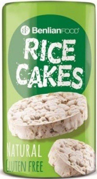 Оризов снакс натурален Benlian Food 100гр - без глутен