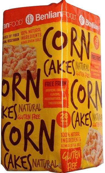 Царевичен снакс Benlian Food Corn Cakes 120гр - без глутен