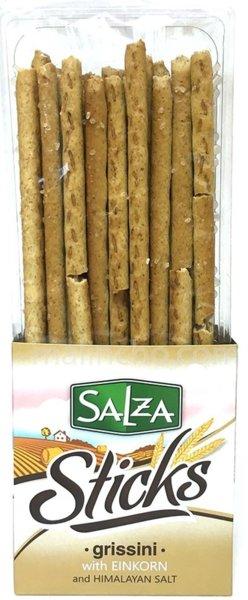 Гризини с лимец и хималайска сол Salza Sticks 220гр