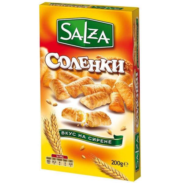 Соленки Salza Сирене 200гр