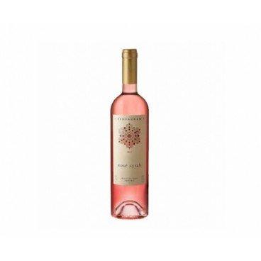 Вино розе сира pentagram 0,75л