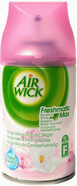 Пълнител за ароматизатор Air Wick магнолия и черешов цвят 250мл
