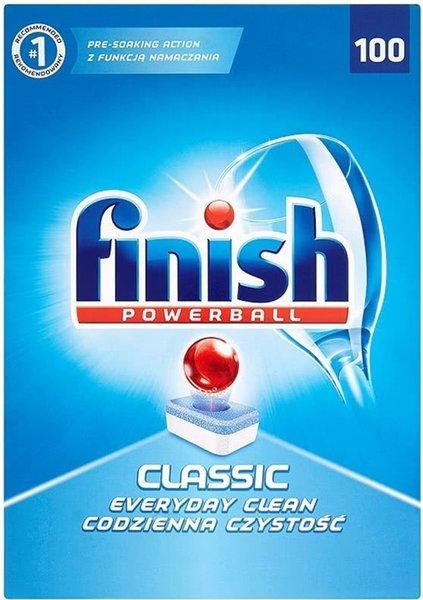 100бр Таблетки за съдомиялна Finish Powerball Classic