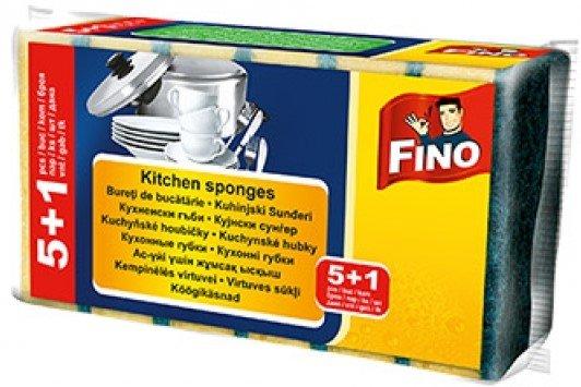 Кухненски гъби Fino 5+1бр