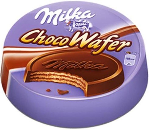 Шоко вафла Milka 30гр