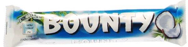 Шоколадов десерт Bounty 57гр